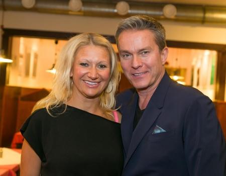 Angelika Niedetzky und Alfons Haider © Ludwig Schedl