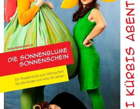Plakat - Kerni Kürbis Abenteuer
