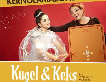 Plakat - Kugel & Keks