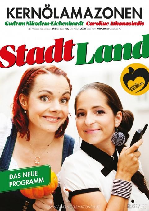 StadtLand - Plakat